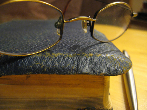 Book Glasses | Fournier Law Firm