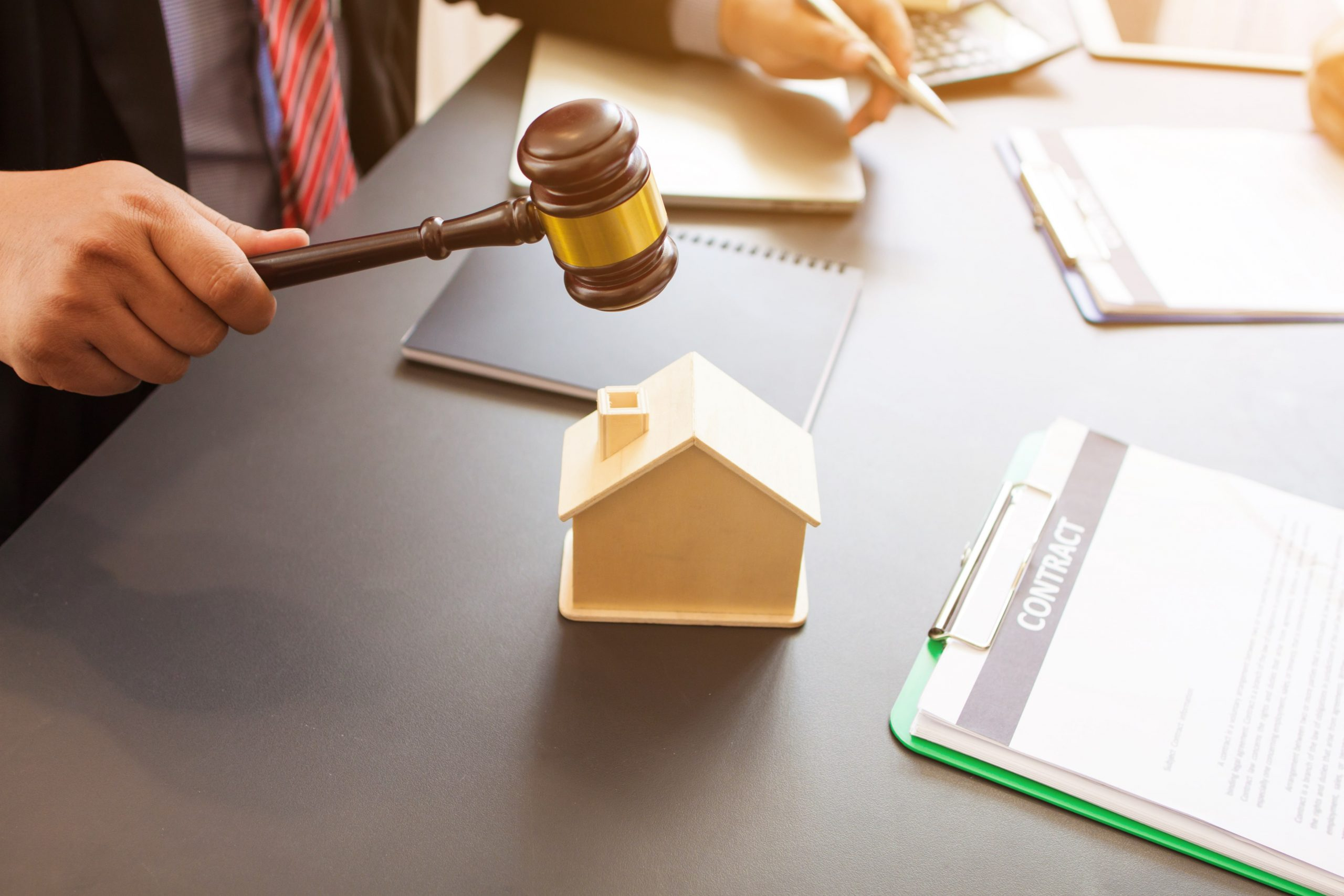 Foreclosure | Fournier Law Firm